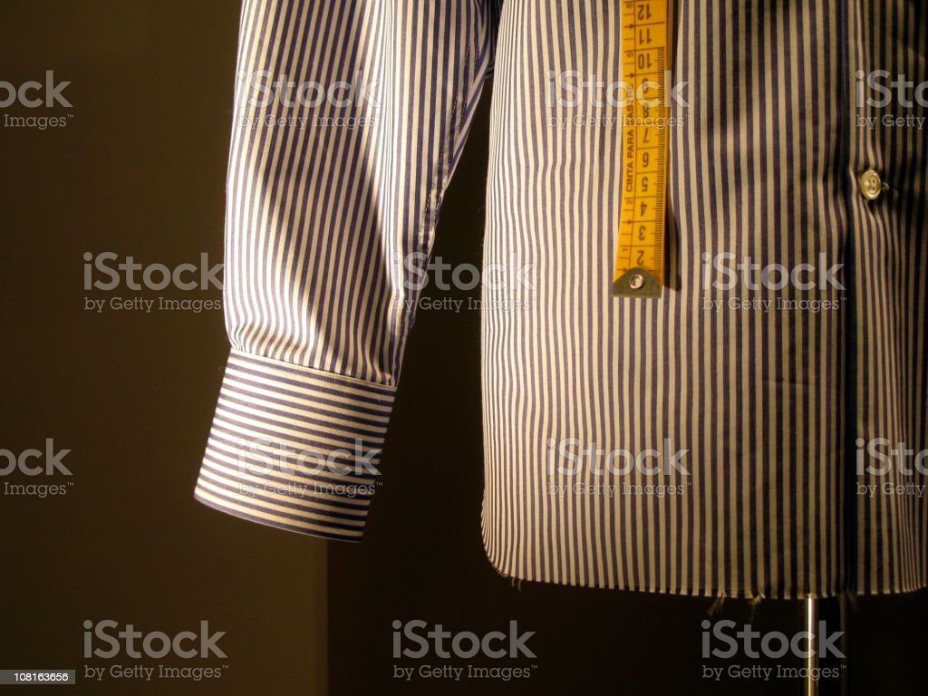 tailor shop royalty-free stock photo