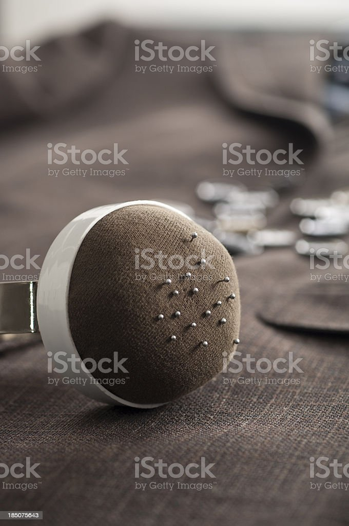 tailor stuff royalty-free stock photo