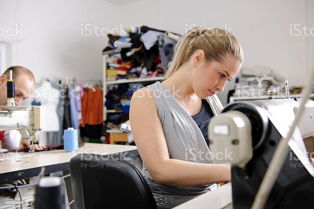 tailoring royalty-free stock photo