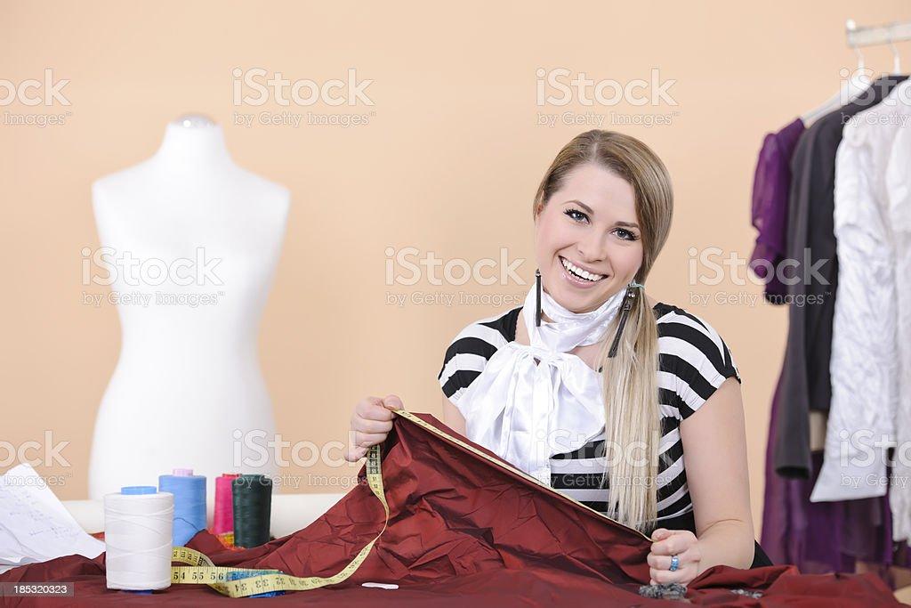 tailoring royalty-free stock photo