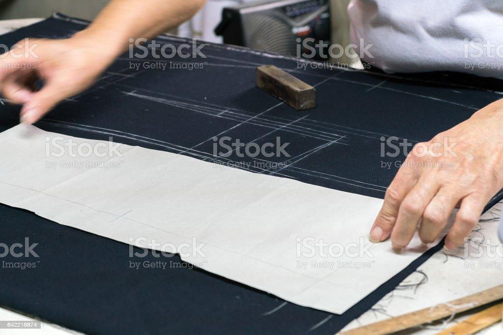 tailoring stock photo