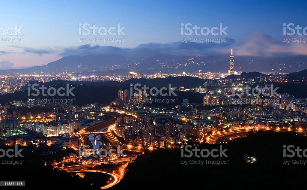 Taipei 101 royalty-free stock photo