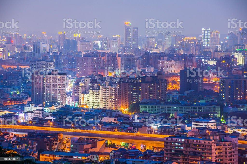 Taipei, Taiwan stock photo