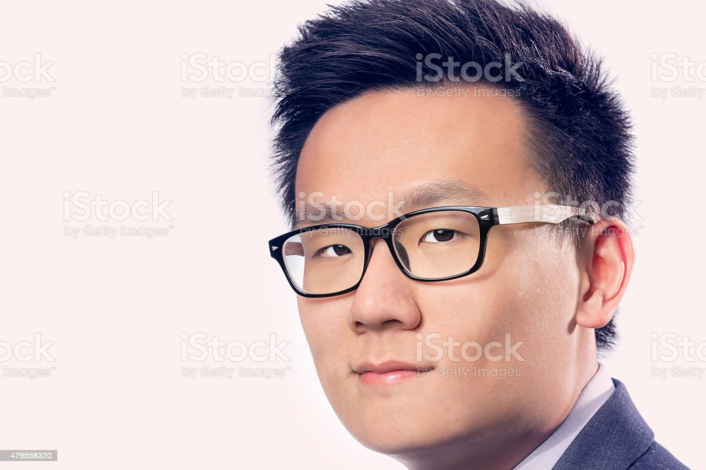 Taiwanesse Model stock photo