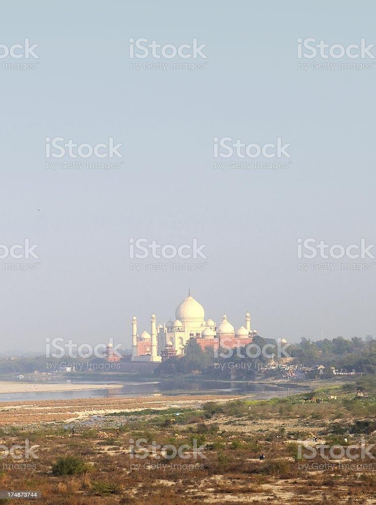 'Taj Mahal, Agra, India' stock photo