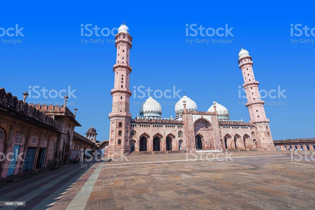 Taj-Ul-Masajid mosque stock photo