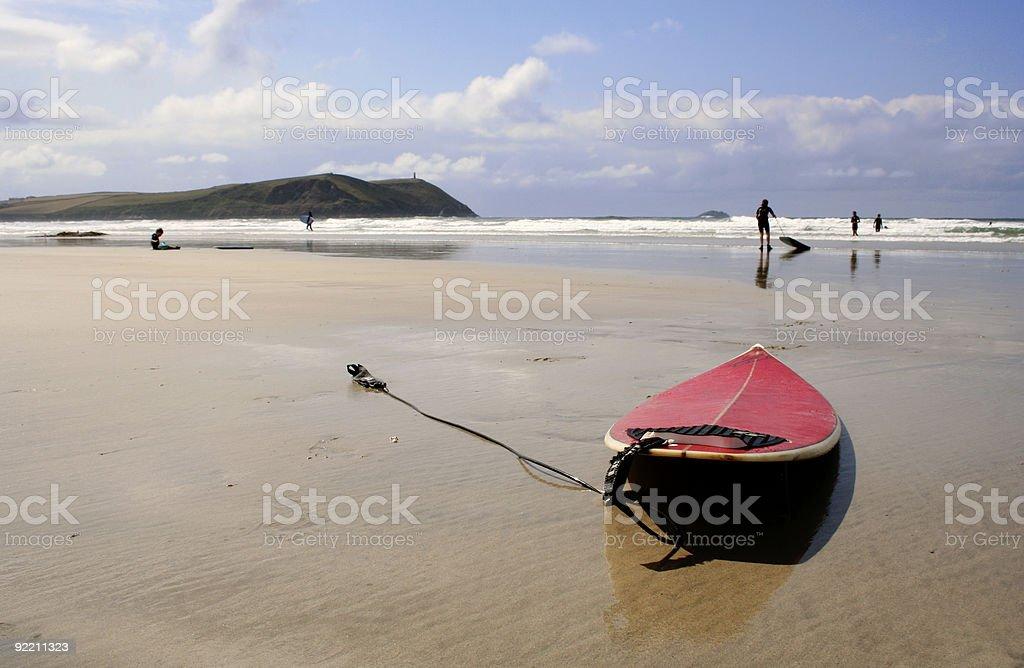 Take me Surfing royalty-free stock photo