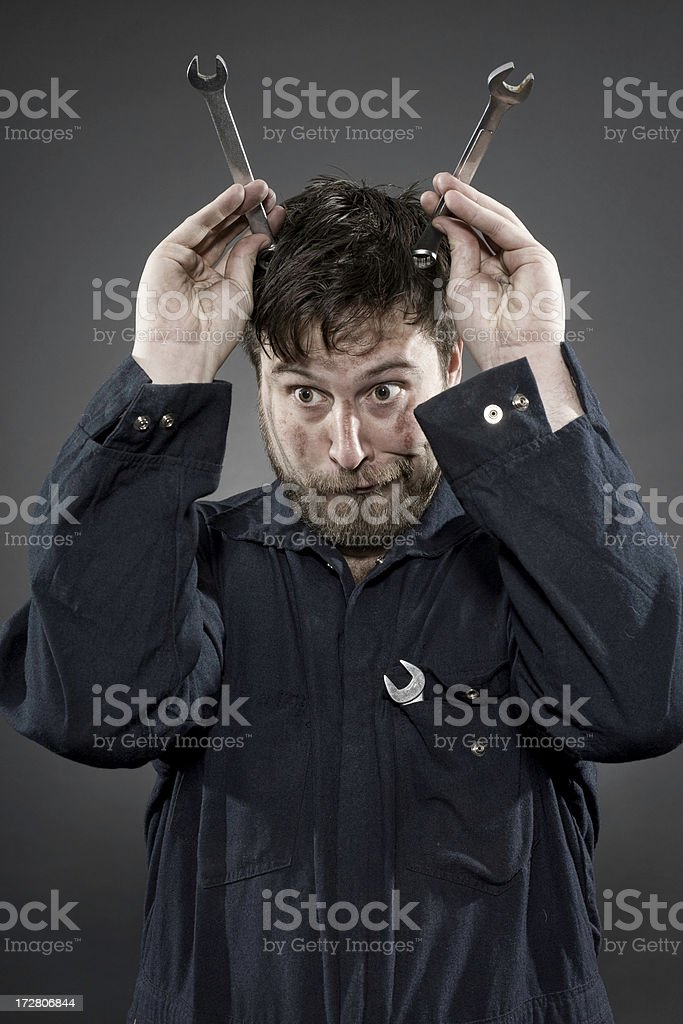 take me to your leader royalty-free stock photo