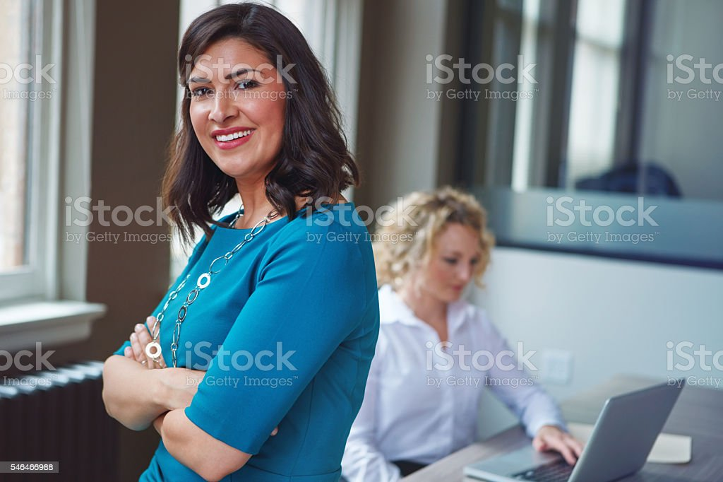 I take pride in the values of our business stock photo