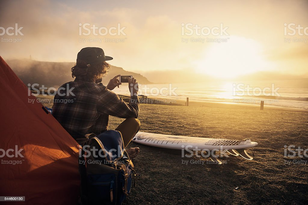Take some time to yourself stock photo