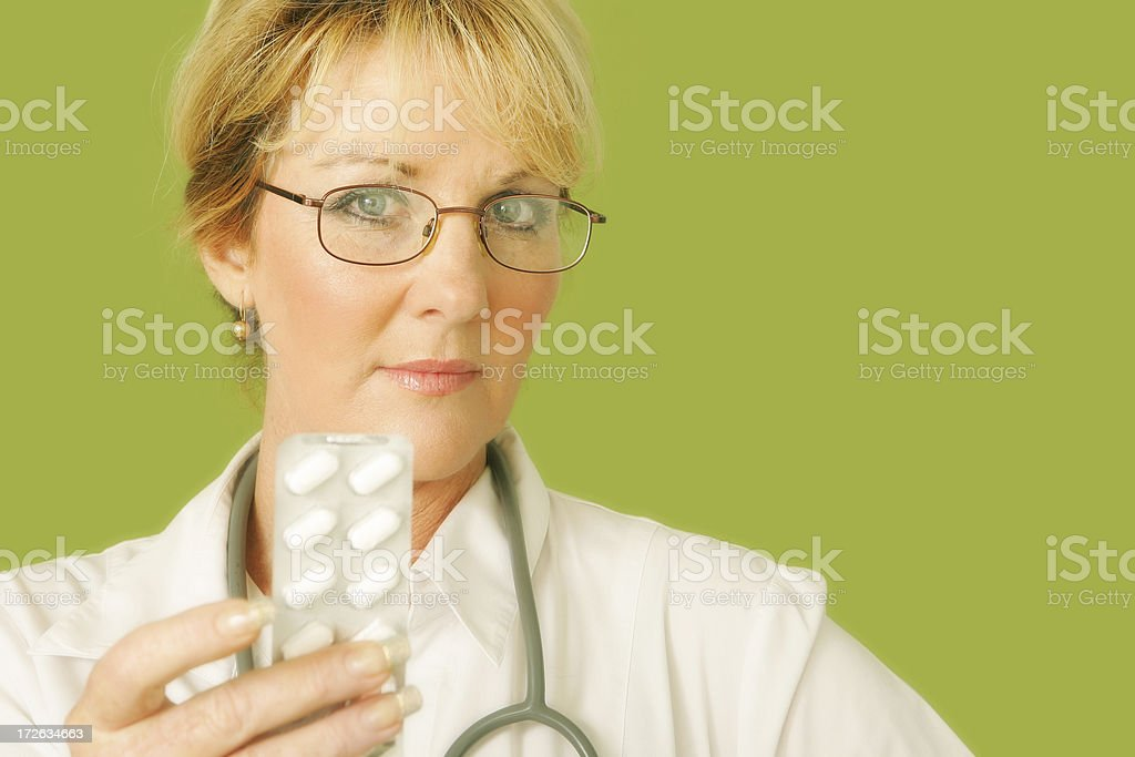 Take two of these... stock photo
