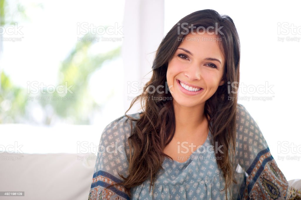 Taking a day off to relax stock photo