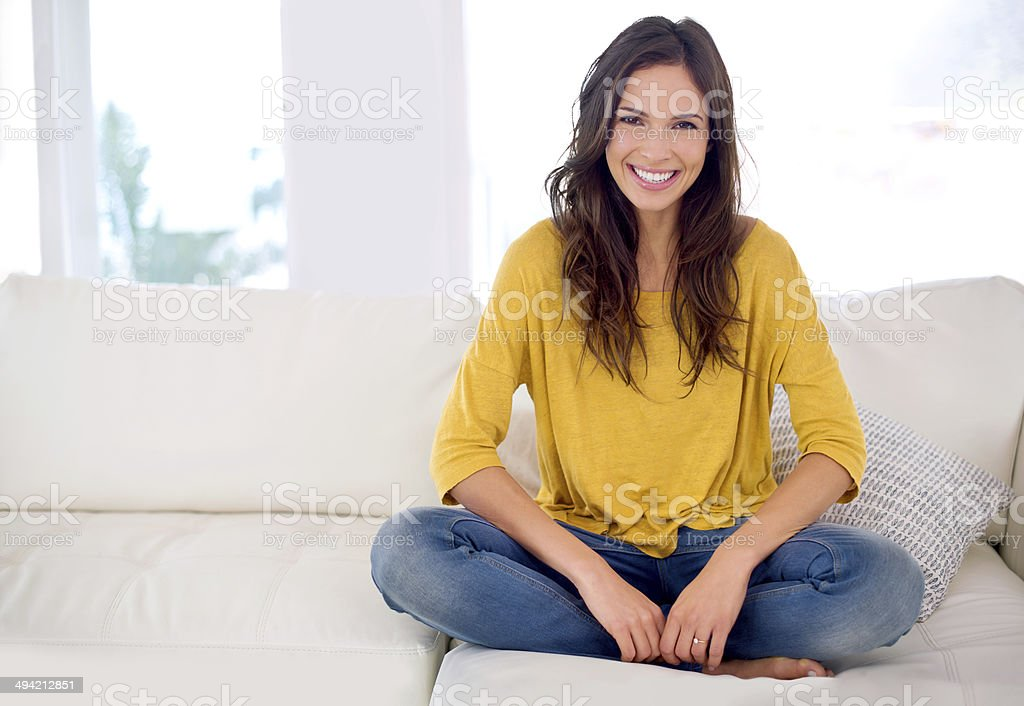 Taking a load off this weekend stock photo