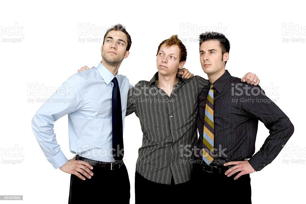 taking a stand royalty-free stock photo