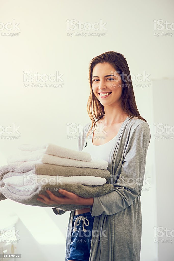 Taking life one load at a time stock photo