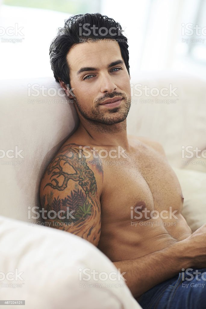 Taking some me time... stock photo