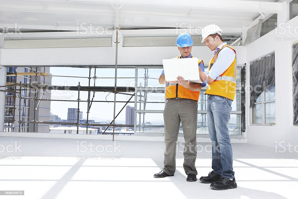 Taking the office wherever you go royalty-free stock photo