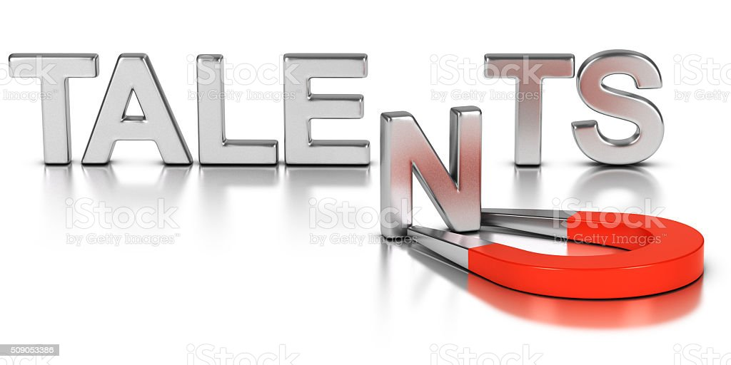 Talent Acquisition Strategy stock photo