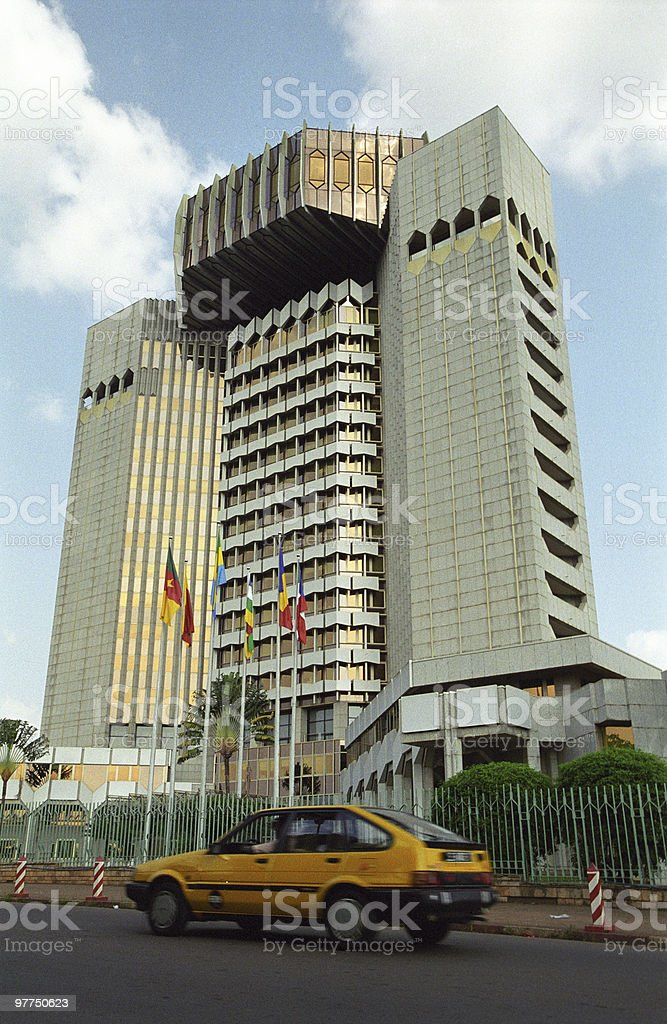 Tall Building (click) royalty-free stock photo
