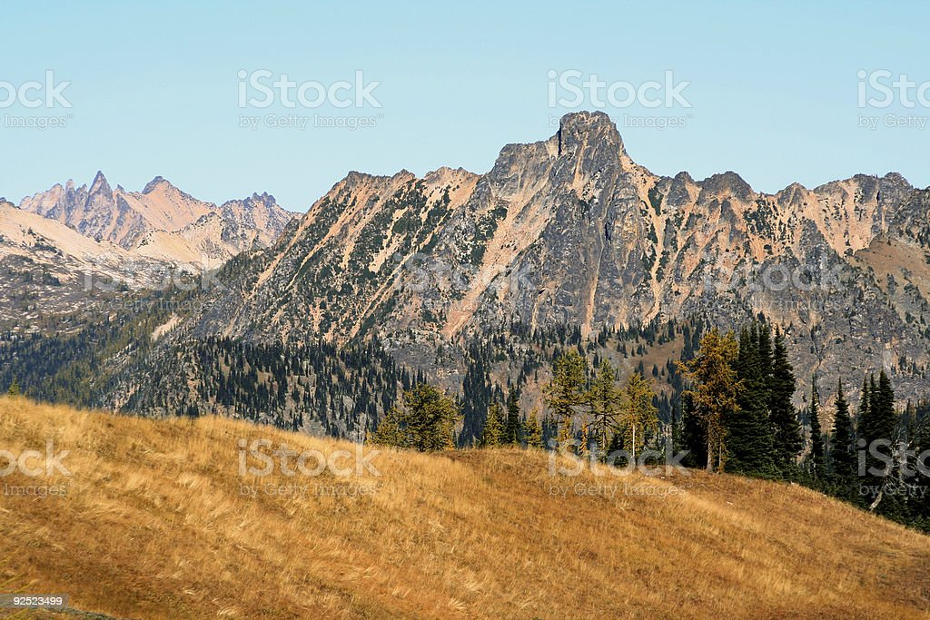 Tall Country royalty-free stock photo