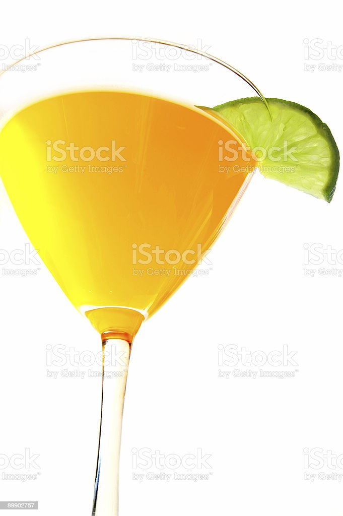 Tall drink royalty-free stock photo