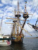 Tall Ships at Chestertown, Maryland