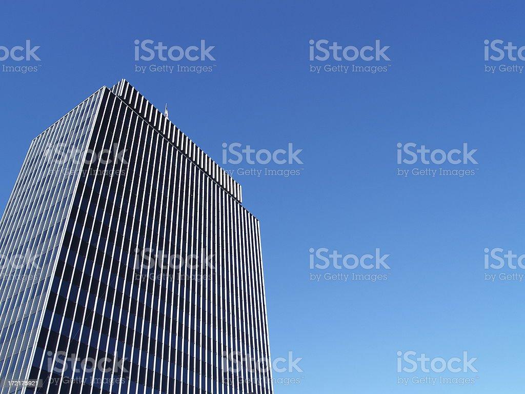 Tall Skyscraper Building stock photo