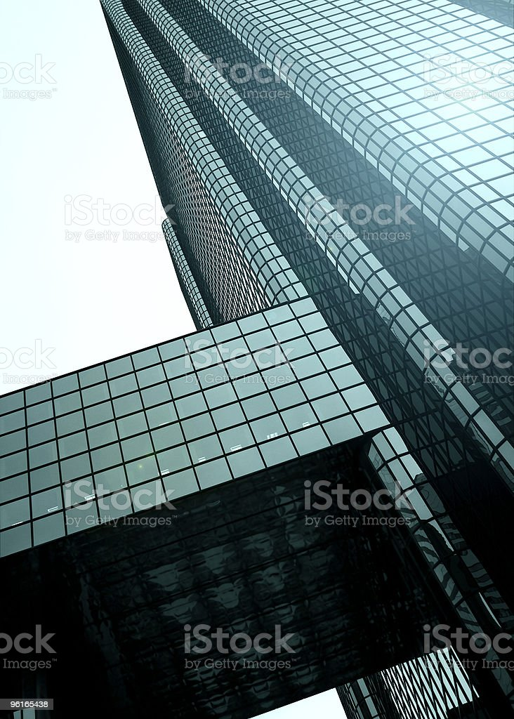 Tall skyscraper stock photo