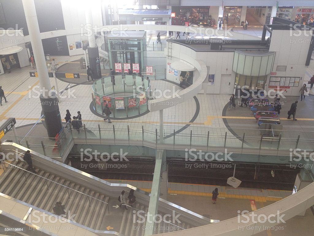 tamaplaza station royalty-free stock photo