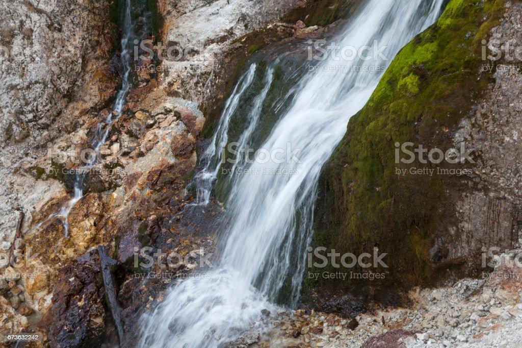 Tamar - Wasserfall stock photo