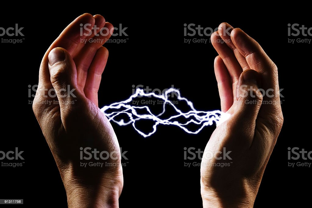 tame energy stock photo