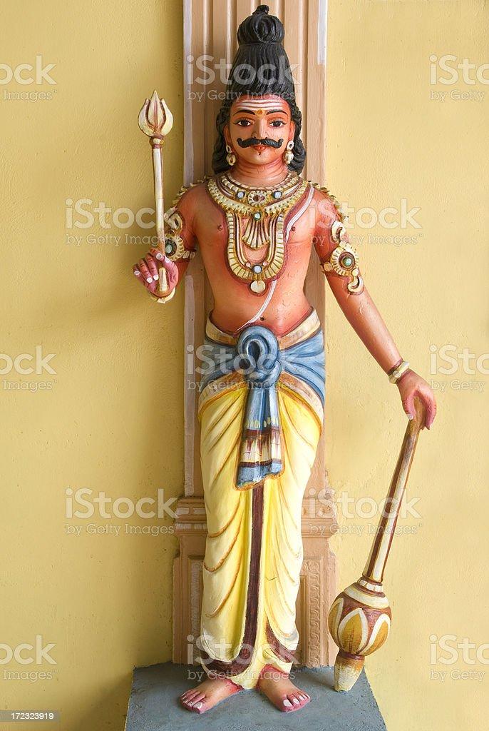 Tamil god stock photo