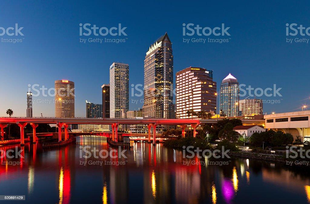 Tampa, Florida stock photo