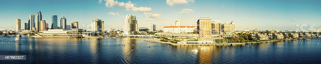 Tampa royalty-free stock photo