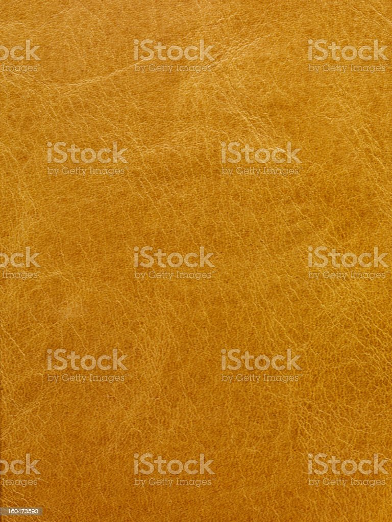 Tan Leather Background royalty-free stock photo