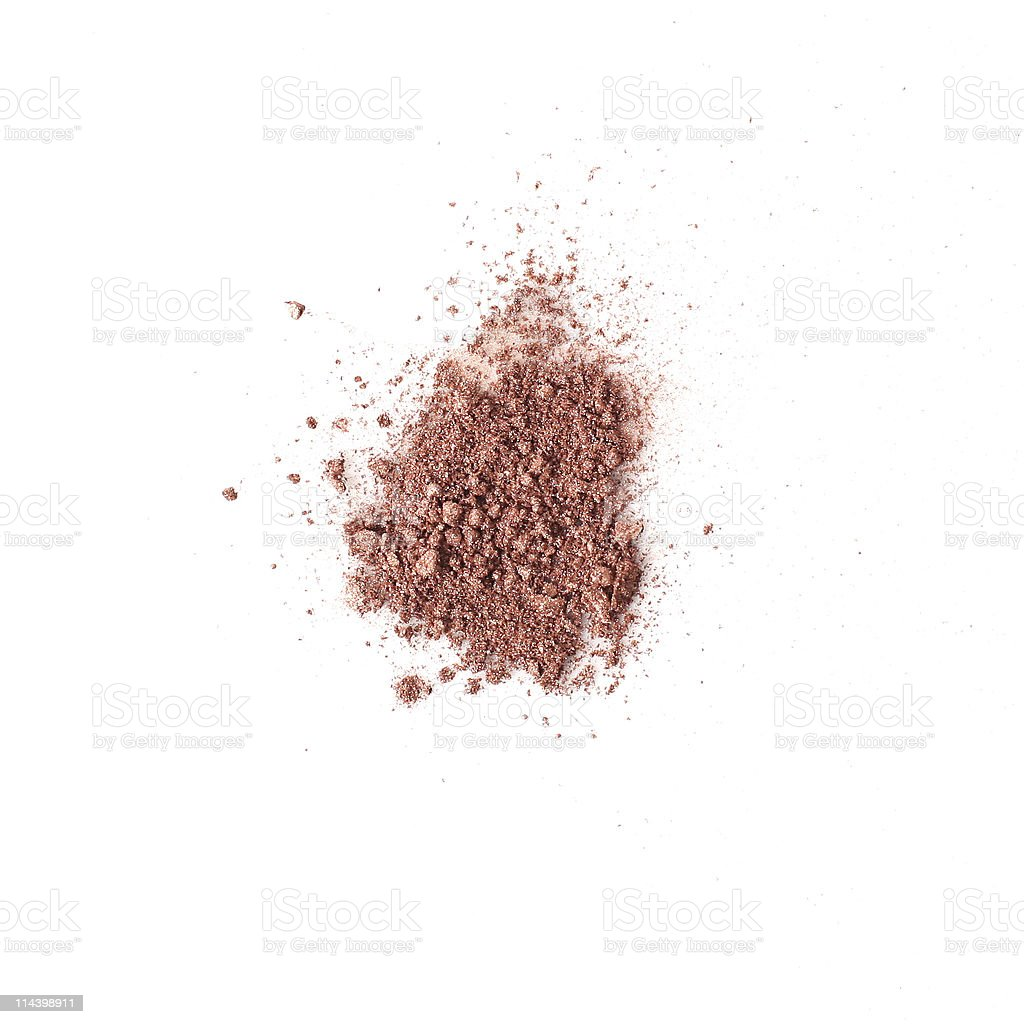 Bronzer stock photo
