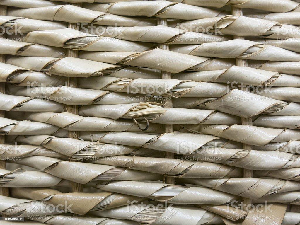 Tan Woven basket texture 5 royalty-free stock photo