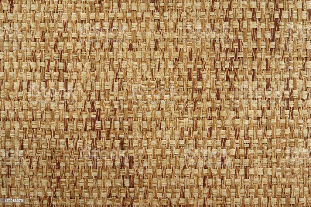 Tan woven texture royalty-free stock photo