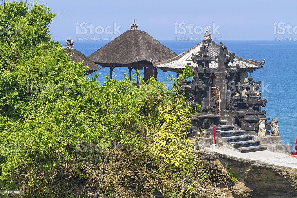 Tanah Lot Temple.Bali Island. Indonesia. stock photo