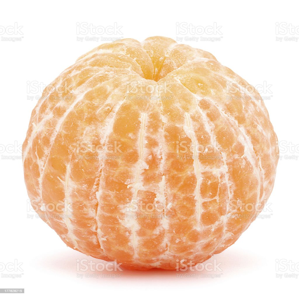 tangerine or mandarin fruit stock photo