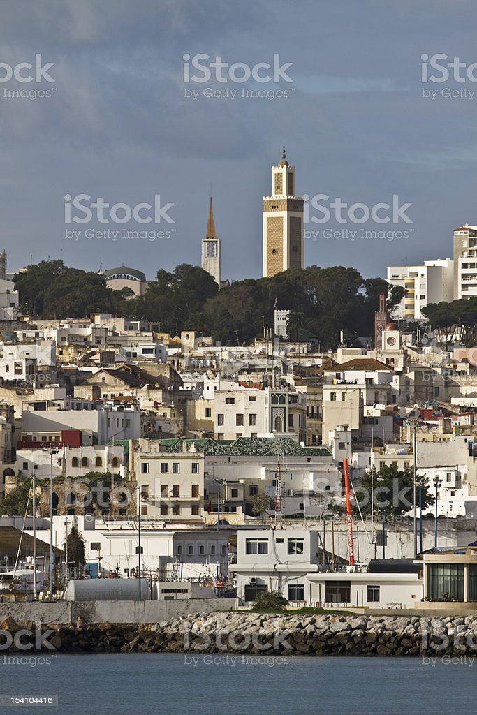 Tangier foto de stock royalty-free