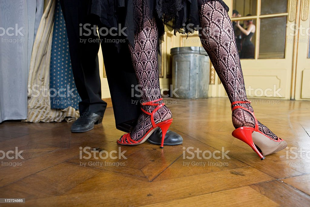 Tango - Argentina royalty-free stock photo