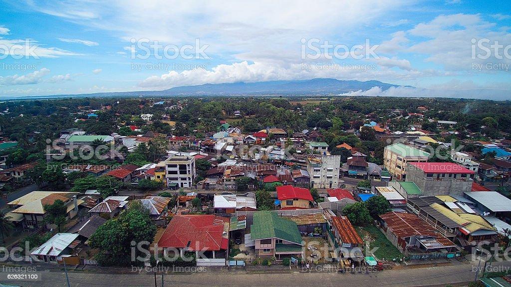 Tanjay Negros Oriental Philippines stock photo