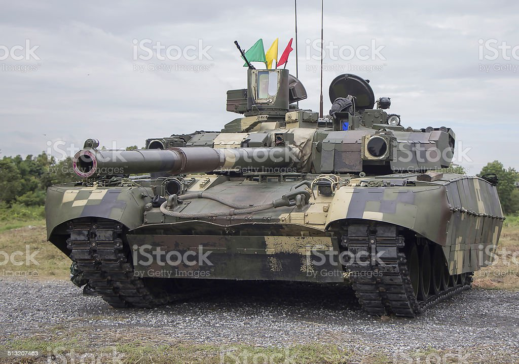 Panzer stock photo