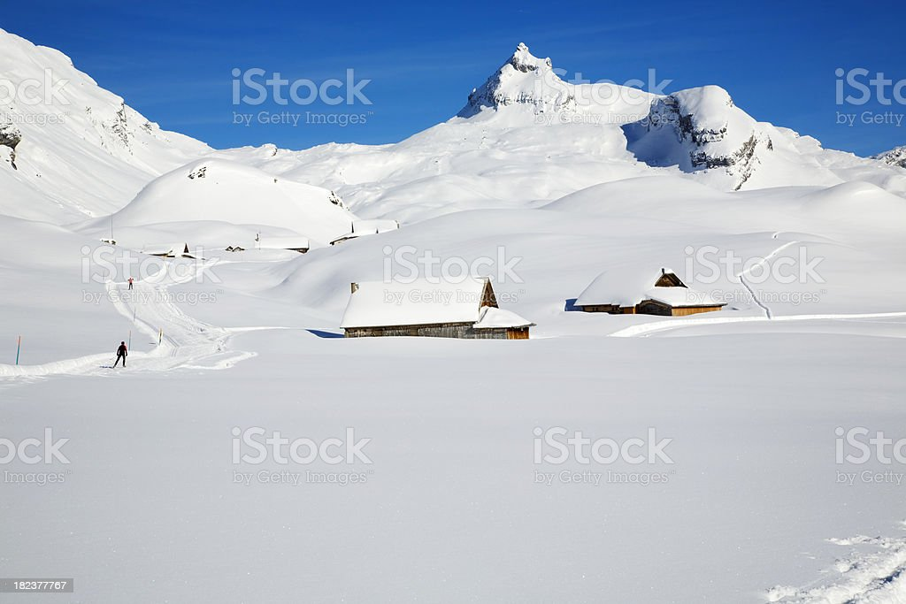 Tannalp royalty-free stock photo