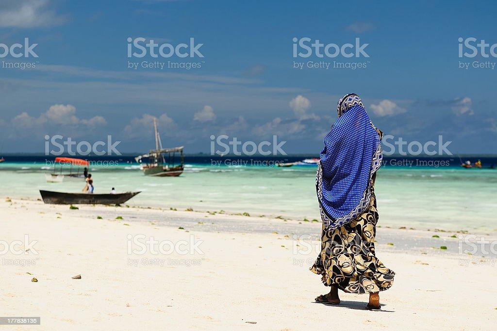 Tanzania,Zanzibar stock photo
