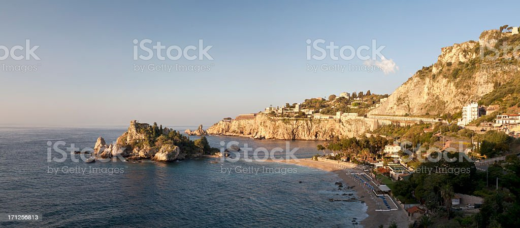 Taormina, Sicily stock photo
