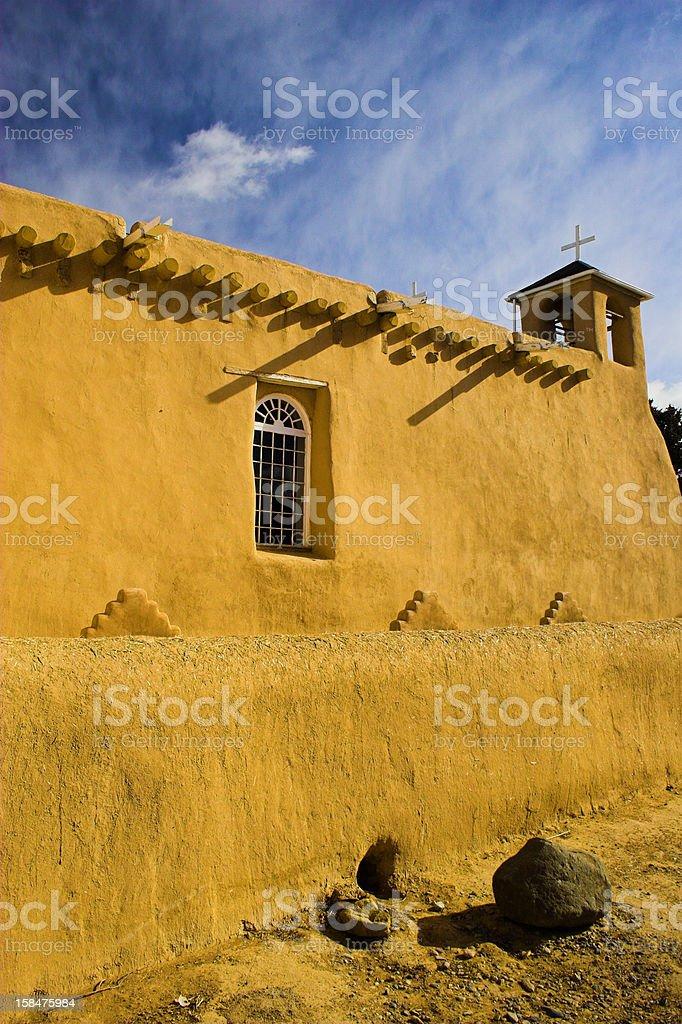 Taos stock photo
