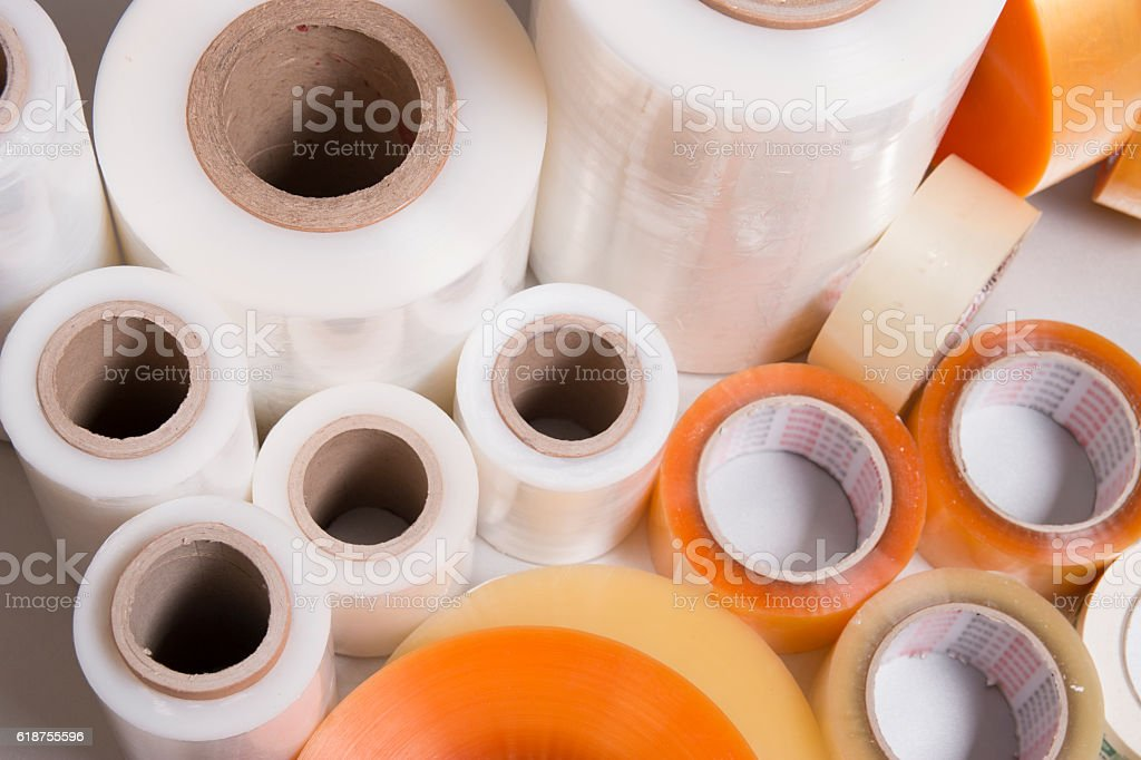 tape background stock photo