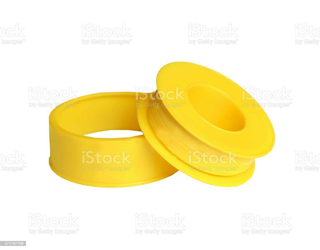 tape FUM stock photo